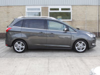 Ford Grand C-Max C-Max Grand 5Dr 7st 1.5 Tdci Titanium X 120PS