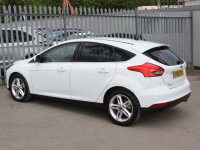 Ford Focus 5Dr Hatch 2.0 Tdci Titanium 150PS