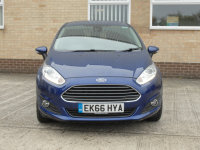 Ford Fiesta 5Dr Hatch 1.5 Tdci Titanium ECOnetic 95PS