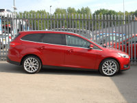 Ford Focus 5Dr Estate 2.0 Tdci Titanium X 150PS