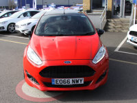 Ford Fiesta 3Dr Hatch 1.0 EcoBoost ST-Line Red Edition 140PS