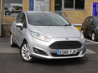 Ford Fiesta 3Dr Hatch 1.0 EcoBoost Titanium 125PS