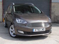 Ford Grand C-Max C-Max Grand 5Dr 7st 2.0 Tdci Titanium X 150PS