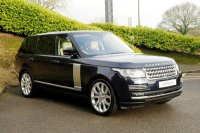 Land Rover Range Rover 4.4 SDV8 Autobiography LWB 4dr Auto
