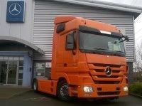 Mercedes-Benz Actros 1844LSNRL LD HRS