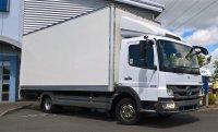 Mercedes-Benz Atego 816 DAY Box t/lift