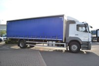 Mercedes-Benz Atego 1824 SLP Low roof sleeper c/side