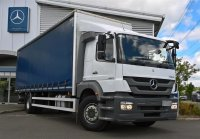 Mercedes-Benz Atego 1829L SLP curtainside