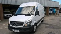 Mercedes-Benz Sprinter 316 CDI SWB