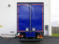 Mercedes-Benz Atego 1824L  DAY curtainside