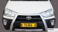 Toyota ETIOS CROSS 1.5 Xs 5Dr