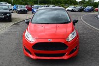 Ford Fiesta ZETEC S RED EDITION