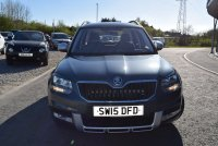 skoda Yeti OUTDOOR S 4X4 TDI CR