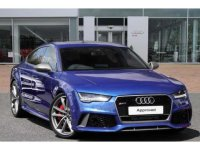 Audi A7 4.0 TFSI (605ps) quattro performance