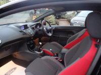 Ford Fiesta 1.0 EcoBoost 140 ST-Line Black 3dr