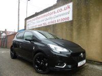VAUXHALL CORSA 5 DOOR LIMITED EDITION S/S