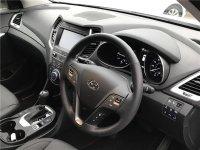 Hyundai Santa Fe CRDI WIGGINS EDITION BLUE DRIVE