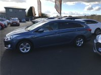 Hyundai i40 CRDI STYLE BLUE DRIVE