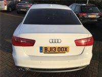 Audi A6 TDI S LINE BLACK EDITION