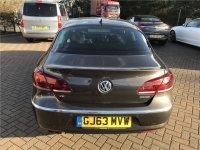 Volkswagen CC GT TDI BLUEMOTION TECHNOLOGY DSG