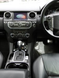 Land Rover Discovery 4 TDV6 HSE