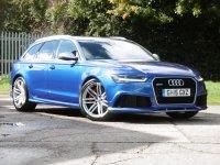 Audi A6 RS6 AVANT TFSI V8 QUATTRO