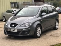 SEAT Altea XL TDI CR SE COPA DSG