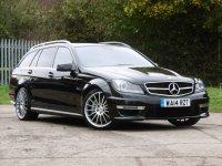 Mercedes-Benz C Class C63 AMG