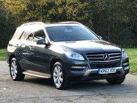Mercedes-Benz M Class ML250 BLUETEC SPECIAL EDITION