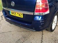 Vauxhall Zafira DESIGN 16V