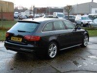 Audi A4 AVANT TDI S LINE START/STOP