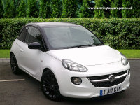 VAUXHALL ADAM Jam (Style/Technical) 1.2 70ps 3dr