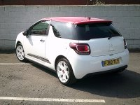 CITROEN DS3 DSport Red 1.6 THP 155 3dr