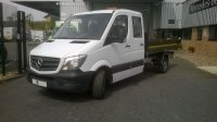 Mercedes-Benz Sprinter 313 CDI CREW CAB TIPPER