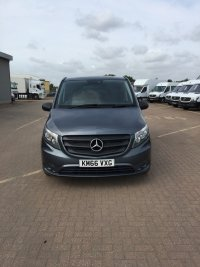 Mercedes-Benz Vito 119 BLUETEC TOURER SELECT