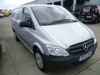 Mercedes-Benz Vito 113 CDI Long with Air Con