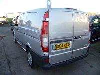Mercedes-Benz Vito 113 CDI High Spec