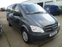 Mercedes-Benz Vito 116 CDI Dualiner High Spec!
