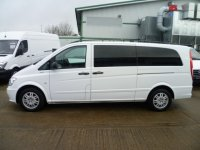 Mercedes-Benz Vito 116 CDI TRAVELINER EXTRA LONG