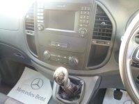 Mercedes-Benz Vito 111 CDI Crew Van Long, Air Con