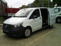 Mercedes-Benz Vito 111 CDI Long Wheel Base