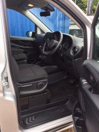 Mercedes-Benz Vito 116 BLUETEC SPORT Crew Van Long