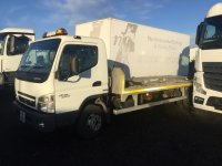 FUSO Canter 75 DAY 7C18 Vehicle Transporter