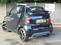 smart fortwo cabrio Grandstyle 2dr Softouch Auto 84