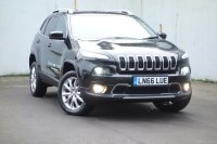 Jeep Cherokee 2.2 Multijet 200 Limited Active Drive II 5dr Auto