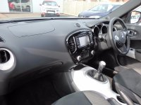 Nissan Juke 1.5 dCi N-Connecta Style 5dr