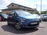 Citroen Grand C4 Picasso 1.6 e-HDi 115 Airdream Exclusive+ 5dr