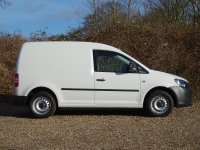 Volkswagen Caddy 1.6 TDI 102PS Startline Van