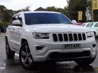 Jeep Grand Cherokee 3.0 CRD Overland 5dr Auto [Start Stop]