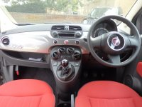 Fiat 500 1.2 Pop Star 2dr Convertible